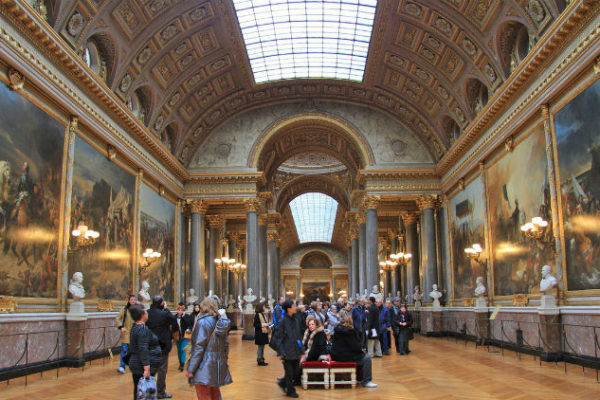 Gallery of Great Battles, Palace of Versailles