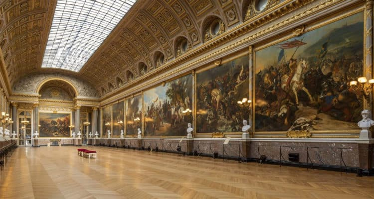 Gallery of Great Battles at Versailles