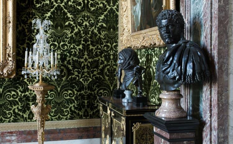 Hall of Plenty at Versailles Palace