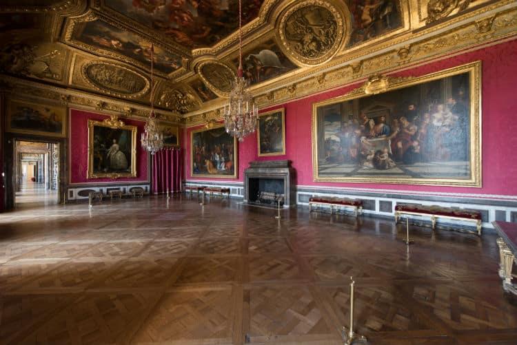 Mars Room at Versailles Palace