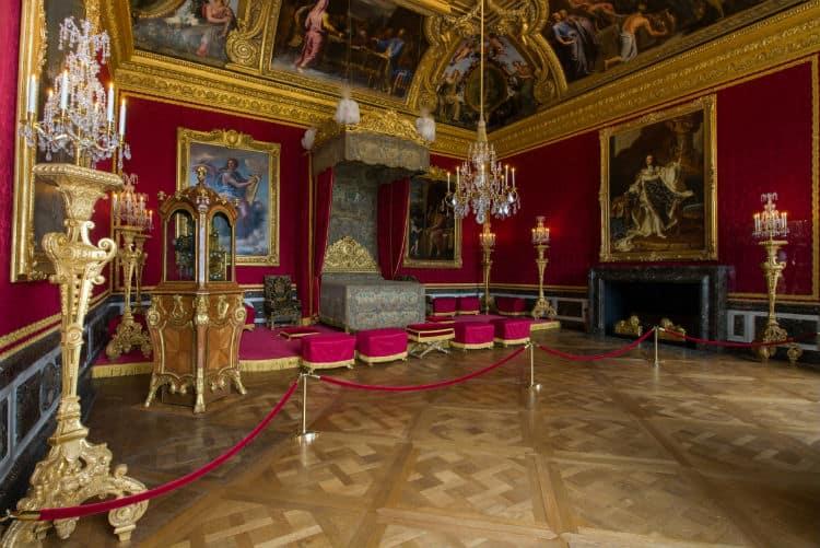Mercury Room at Versailles Palace