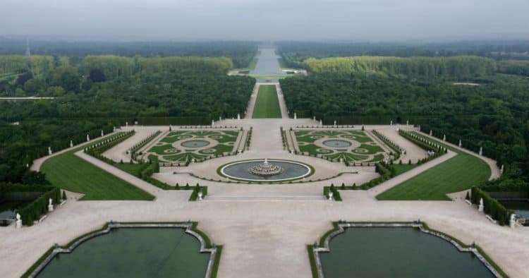 Gardens Of Versailles Facts 1
