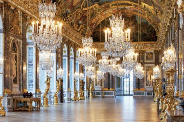 Palace of Versailles interior