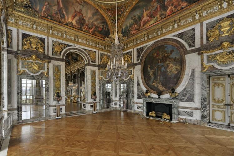 Peace Room at Versailles Palace