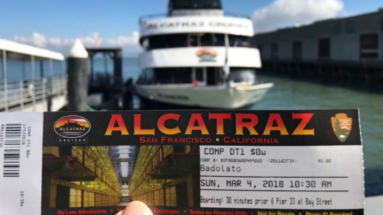 Alcatraz tours – tickets, prices, ferry timings, buy last minute