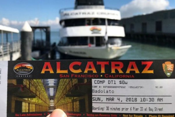 Alcatraz tickets last minute