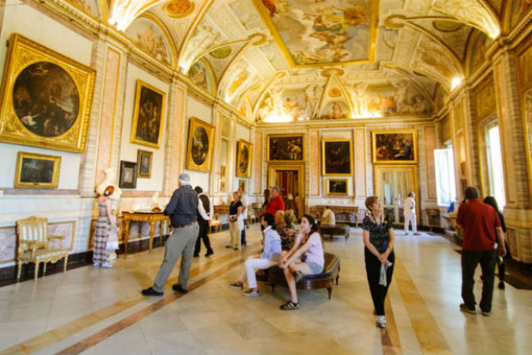 Borghese Gallery, Rome