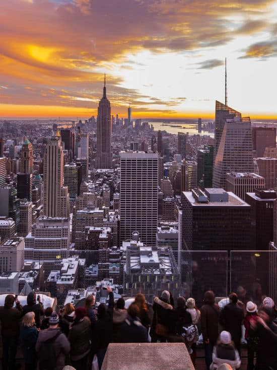 Top of the Rock tickets, prices, discounts, hours, best time