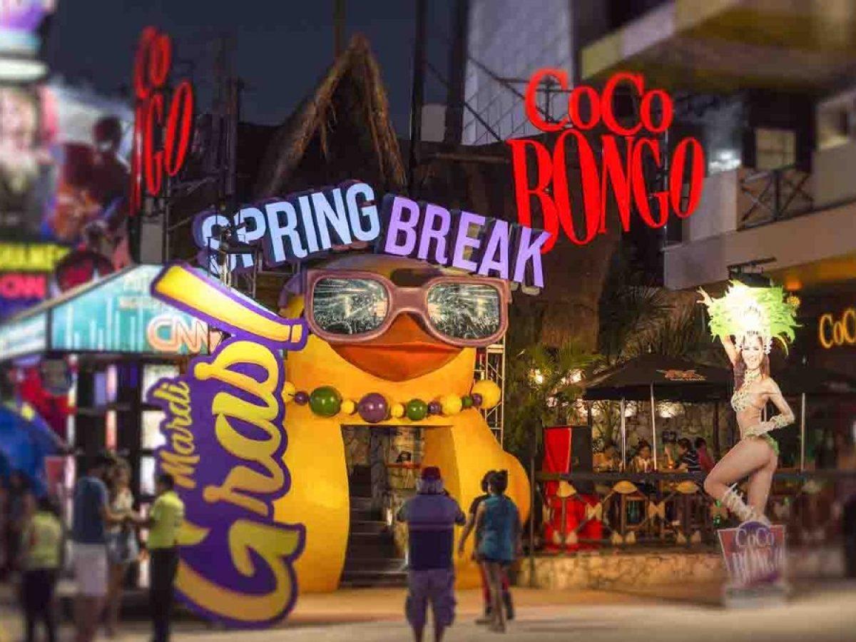 Spring party break cancun hotels Cancun Event